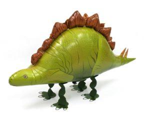 お散歩ステゴサウルス,恐竜,バルーン,Balloon,