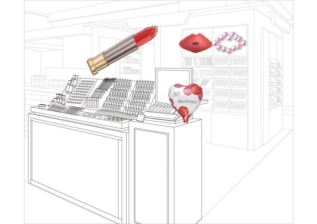 SPツール POP 販売促進 化粧品