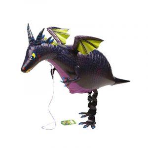 SPツール POP お散歩バルーン 恐竜